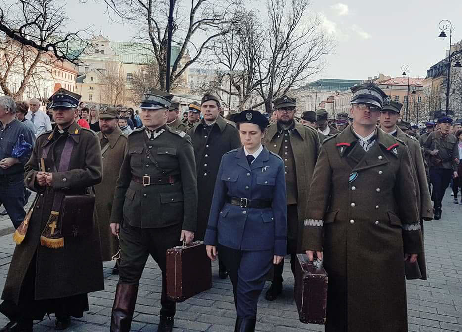 Katyński Marsz Cieni