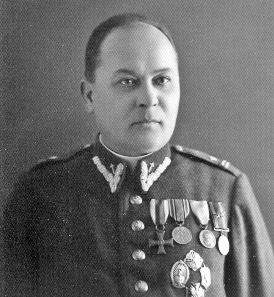 ksiądz Jan Leon Ziółkowski