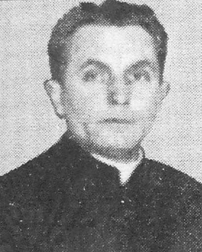 ksiądz Józef Kacprzak