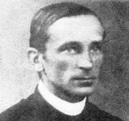 ksiądz Kazimierz Suchcicki