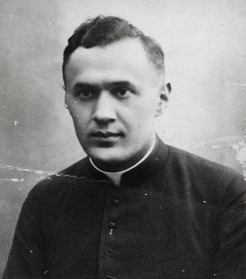 ksiądz Władysław Plewik