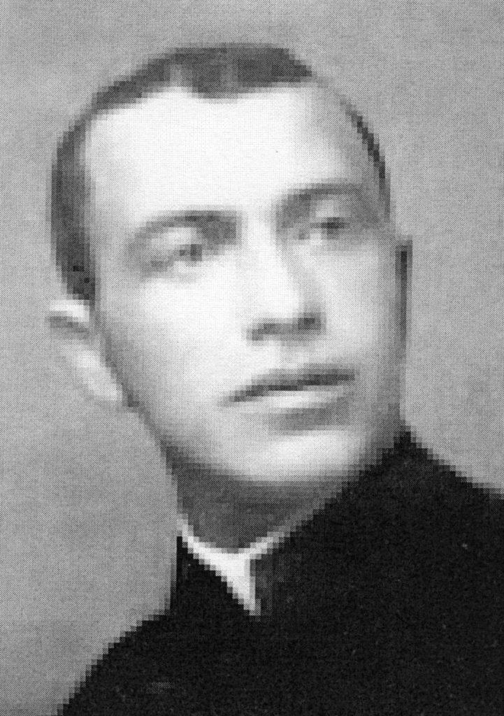 ksiądz Mikołaj Ilków
